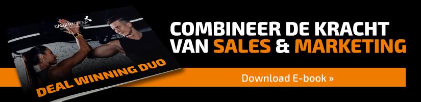 E-book Marketing & Sales Alignment